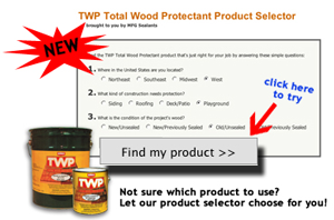 twp product selector