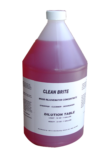 Simple Clean non-solvent based cleaner and degreaser