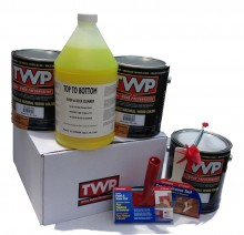 TWP 1500 Deck Stain Kit
