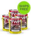 TWP 200 4 Gallon Case free shipping
