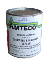 AWR 3 Amteco Concrete Masonry Sealer