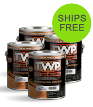TWP 1500 4 Gallon Case ships free