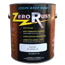 zero rust one gallon